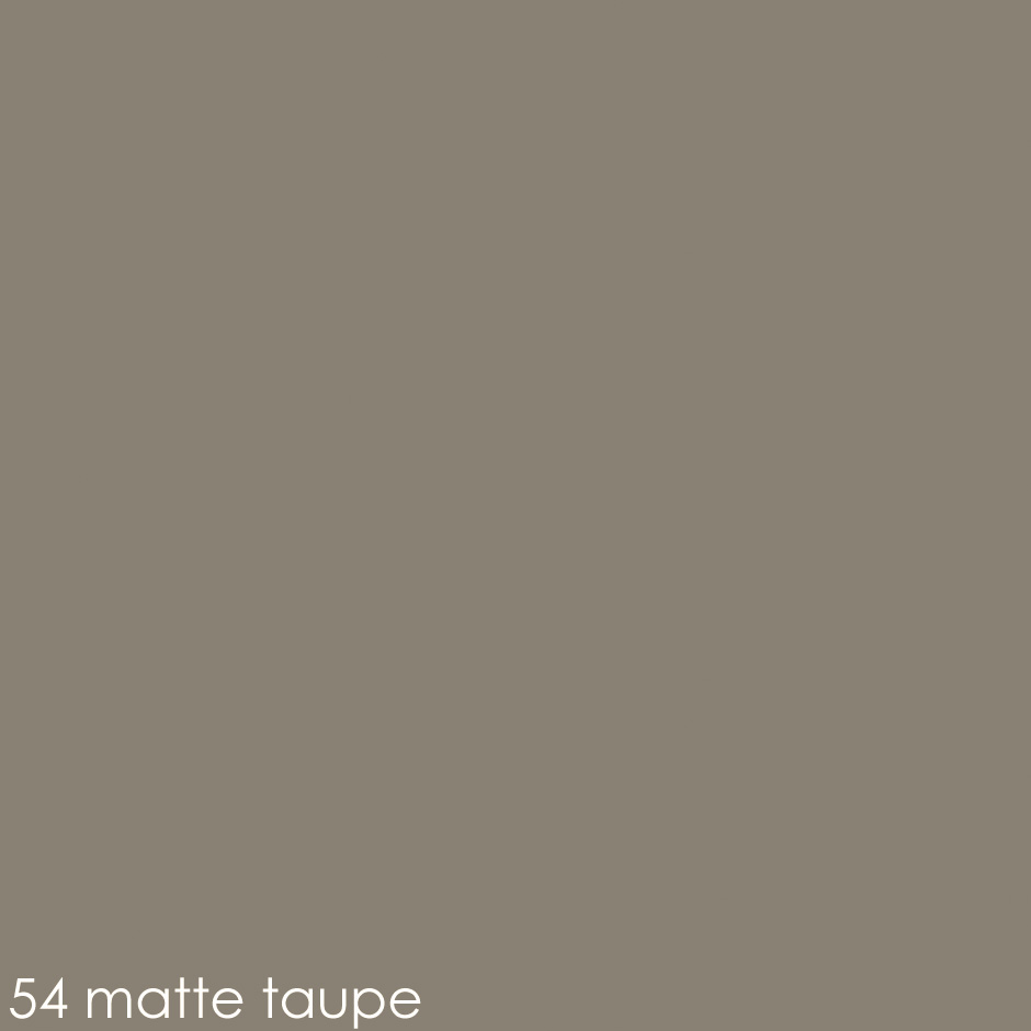 54 matte taupe